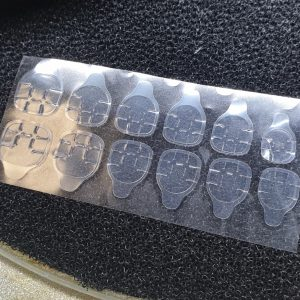 Nail adhesive tabs | Double sided stickers