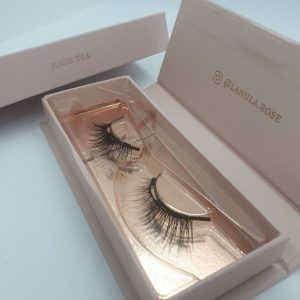 Magnetic Lashes – High Tea